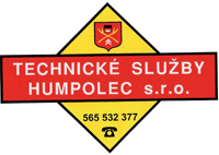 Technické služby Humpolec logo